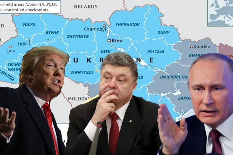 Страна, которой никто ничего не обещал