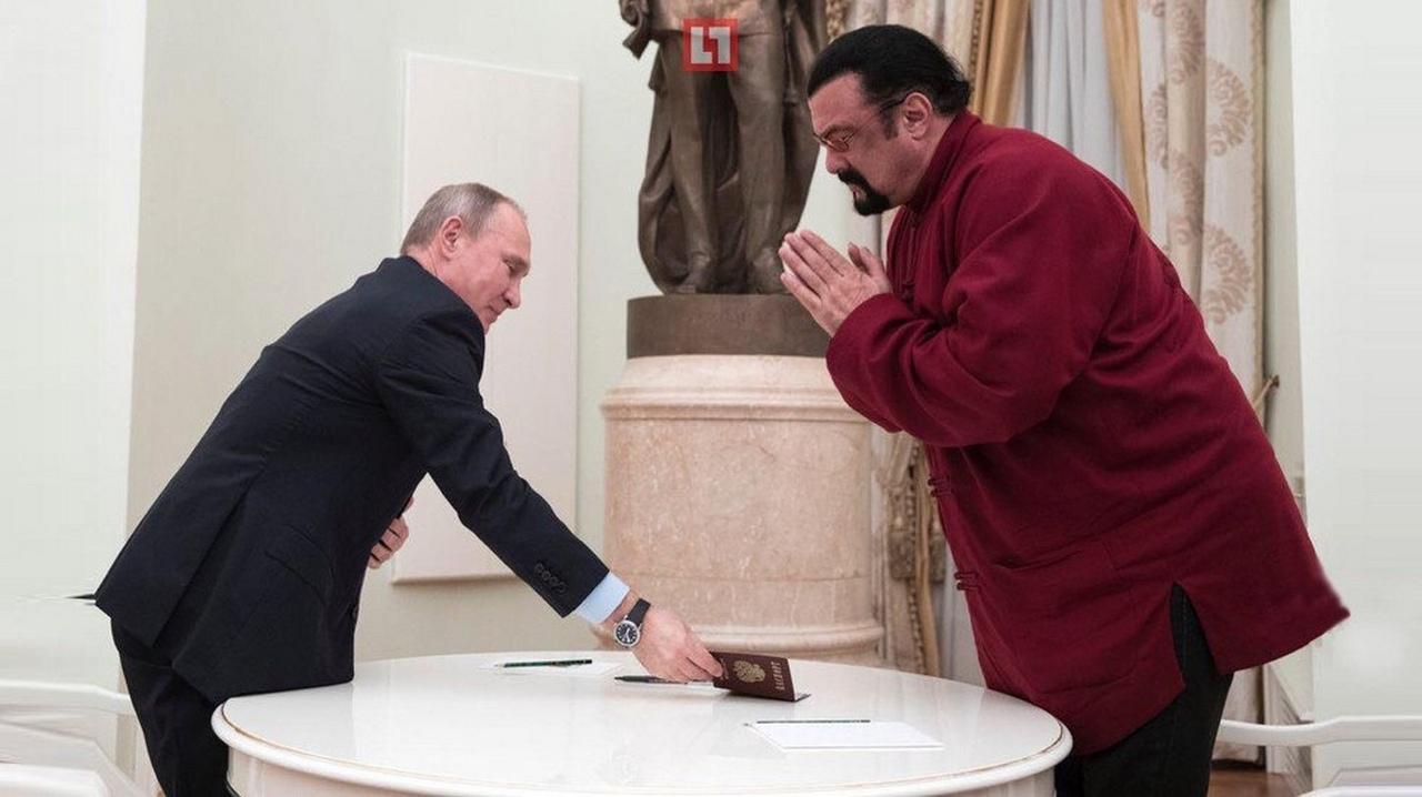 О креативной дипломатии Путина
