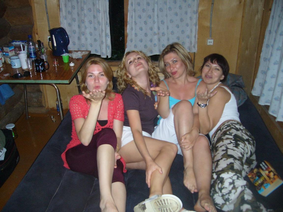 Русская секс вечеринка в общаге на день студента