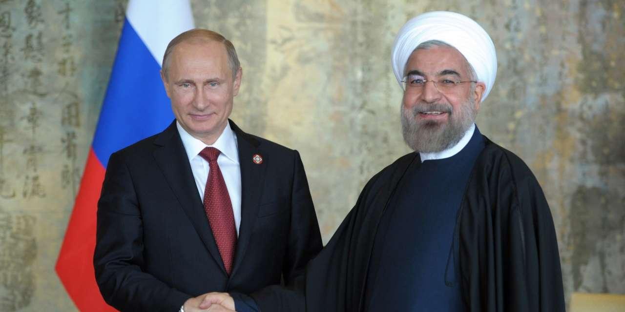 Россия взяла под контроль Ближний Восток. Иранцы покидают Сирию