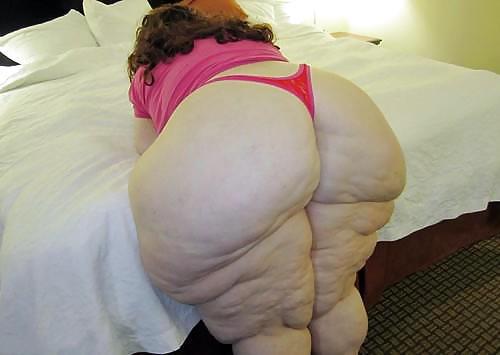 огромная жирная баба сначала