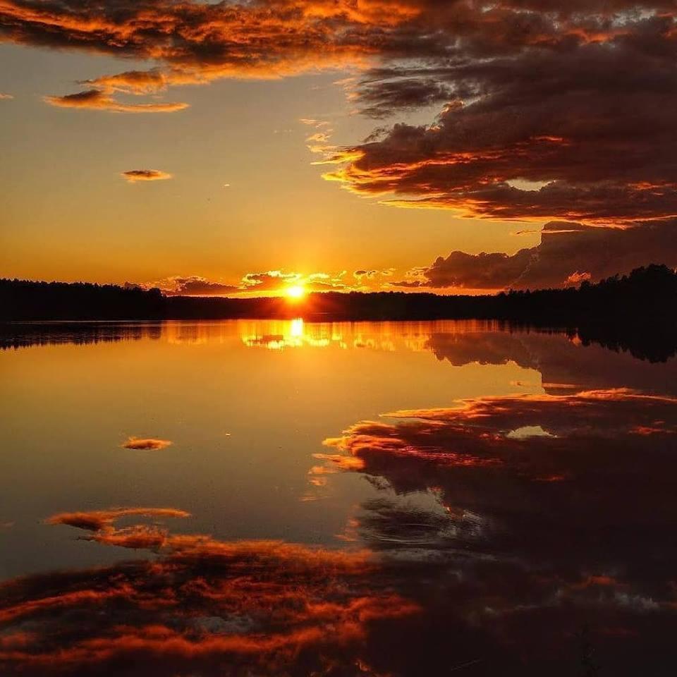 как фотографировать закаты и рассветы гарнитуров постоянно