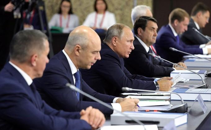Госсовет во Владивостоке: к чему готовит страну Путин?
