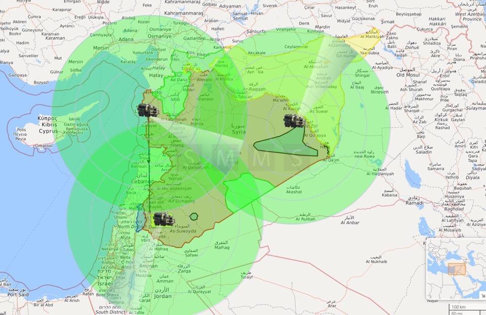 С-300 в Сирии. Теорема всемогущества!