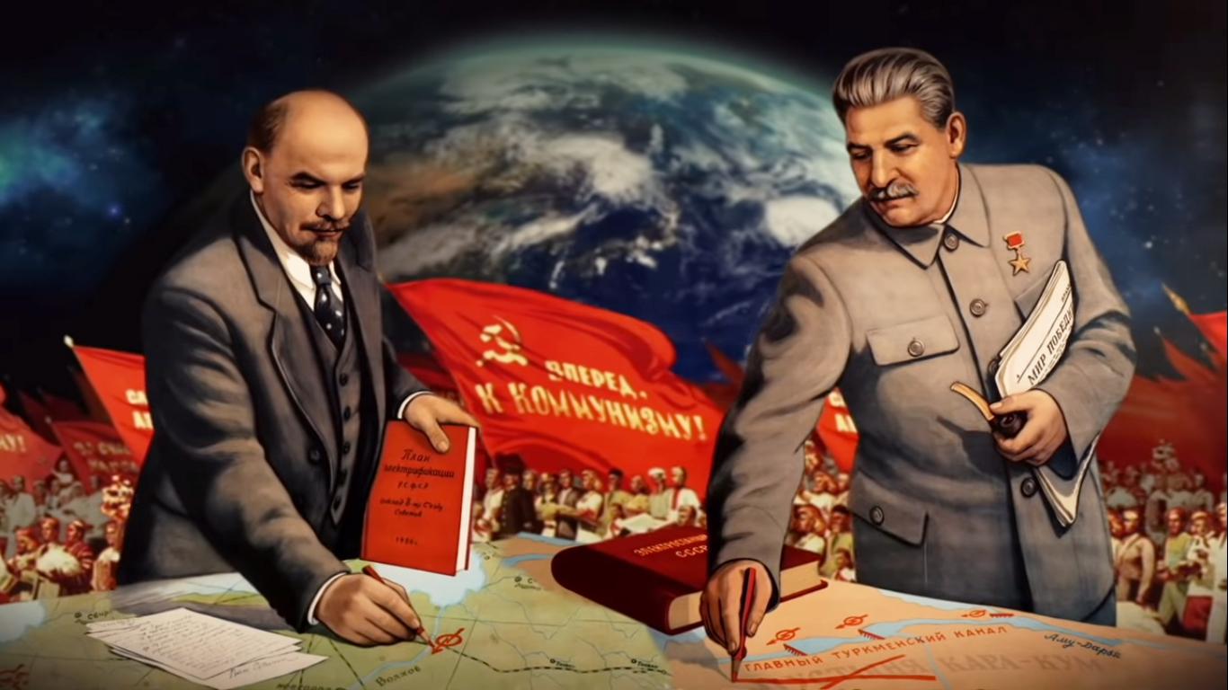 Что вы цените в Сталине больше всего?