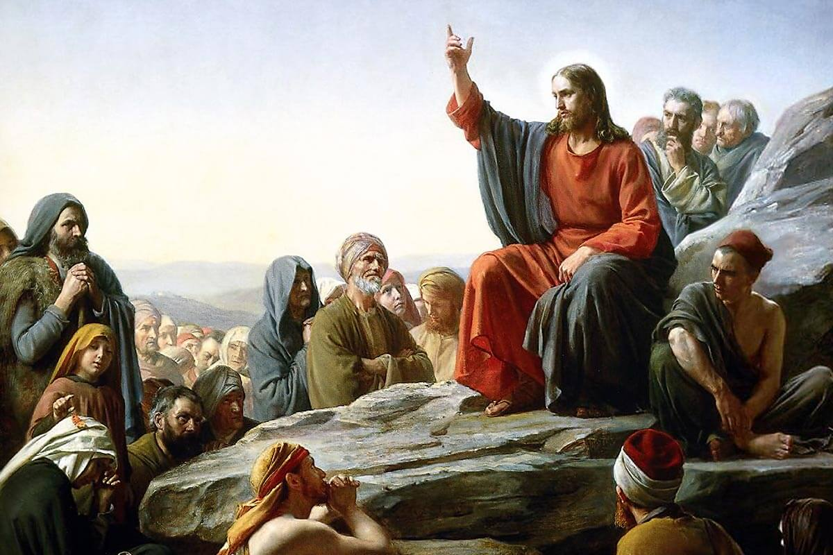 камень на котором молился господь иисус фото