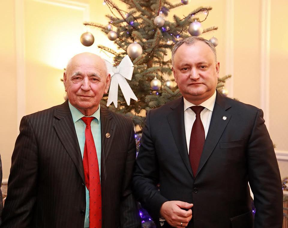 Кандидат от Приднестровья