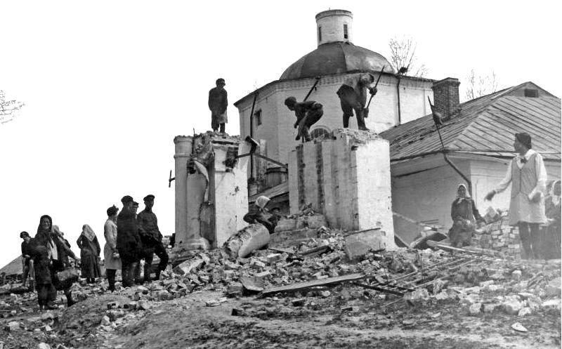Старообрядцы убийцы России, или основатели СССР?