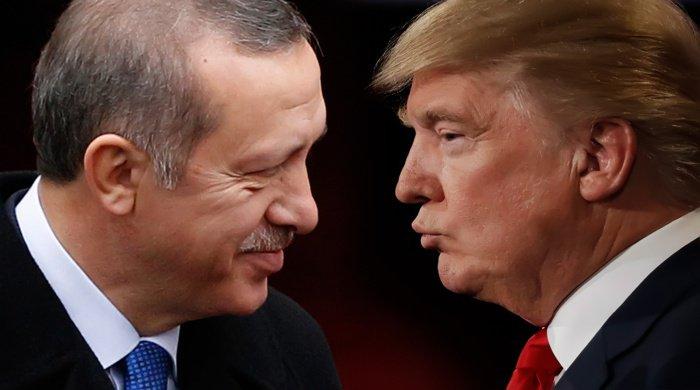 Письмо Трампа Эрдогану как истерика брошенной жены