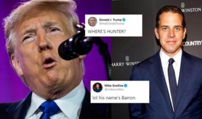 Трамп добил Байденов. Сын кандидата в президенты уволился из компании Китая