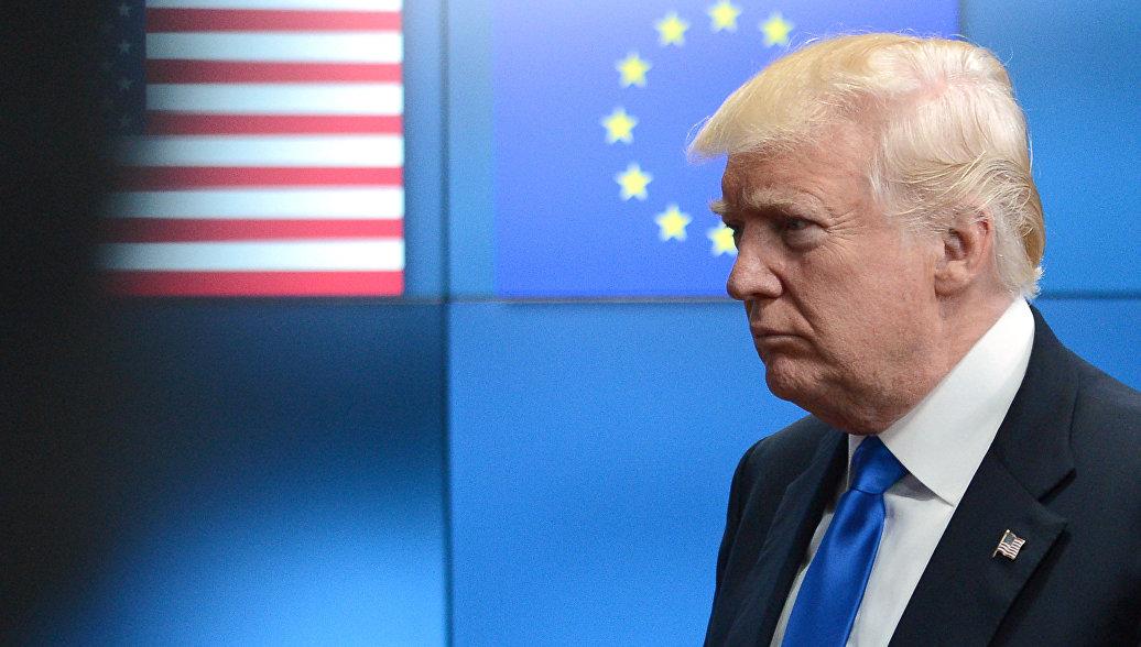 Война Трампа с Евросоюзом: первым делом, первым делом, самолёты...