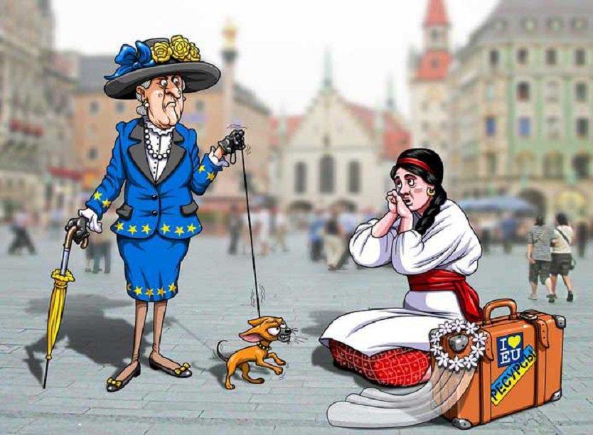 Как правильно надо было освобождать Европу, или Наш ответ болгарским чемберленам