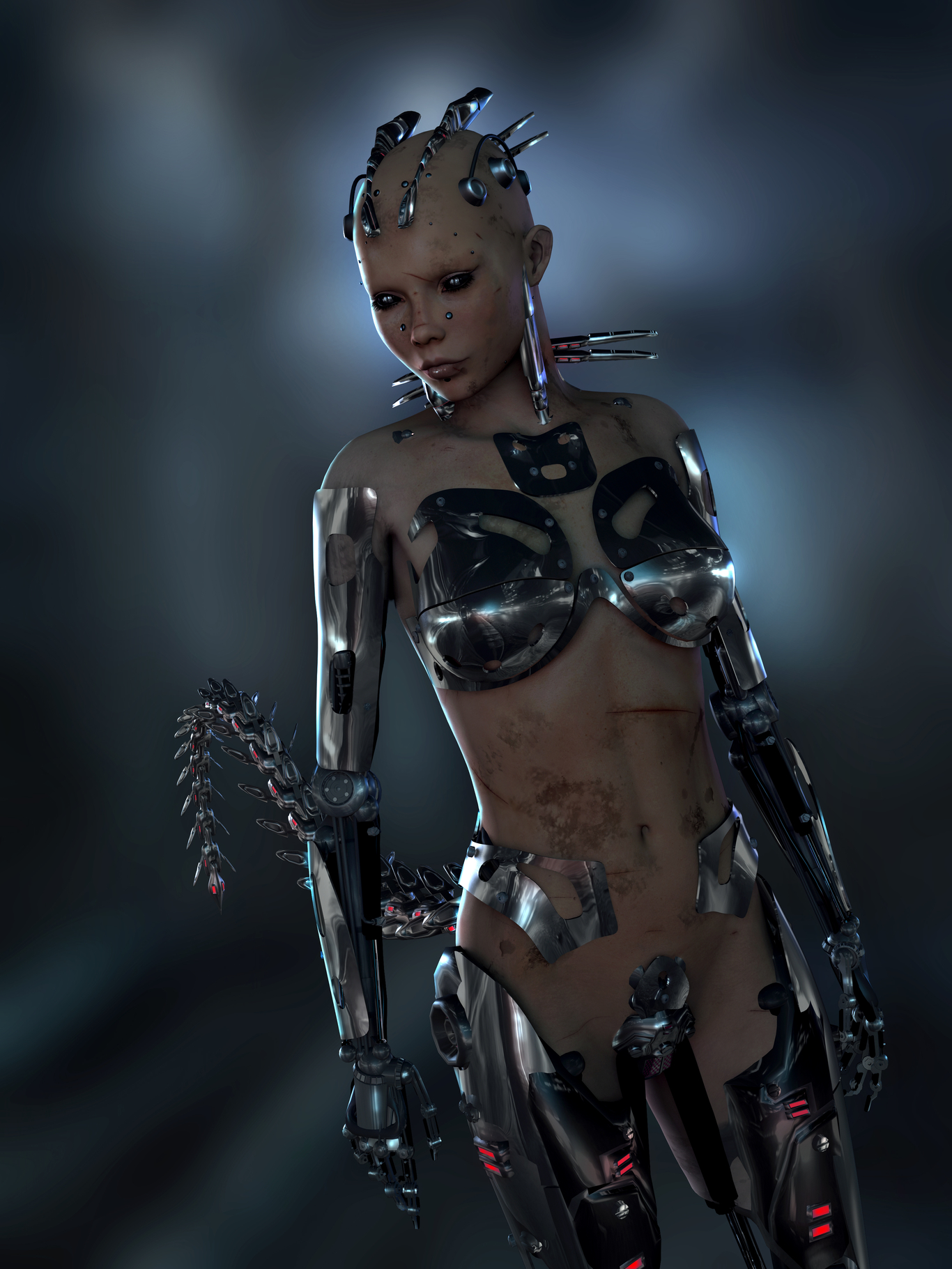 Sexy movie robots, sharon stone wet cunt