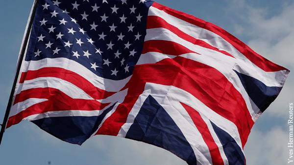 Британии предложили начать переговоры о возвращении США