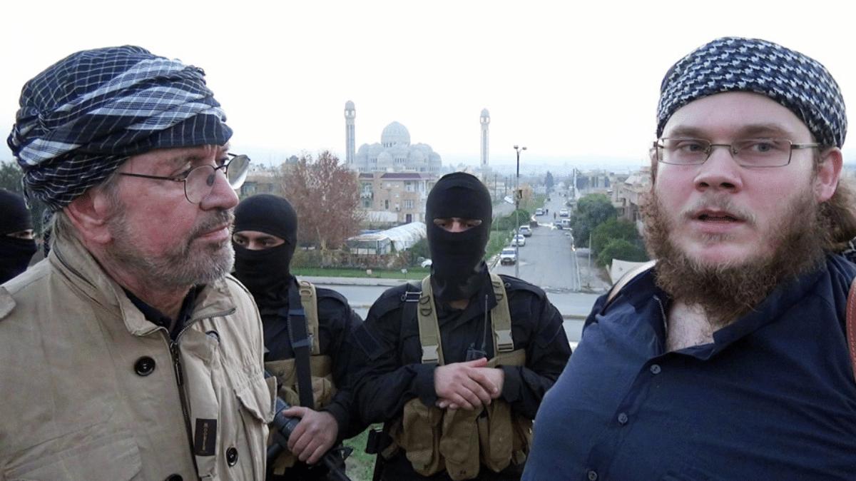 Чемодан, вокзал, Европа – Турция вернет В«понаехавшихВ» … джихадистов