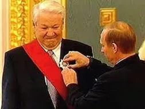 О либерастии пУтриотов, защищающих взгляды Ельцина, Гайдара и ...