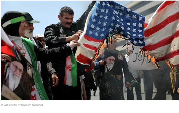 Кто падет первым — Тегеран или Вашингтон?