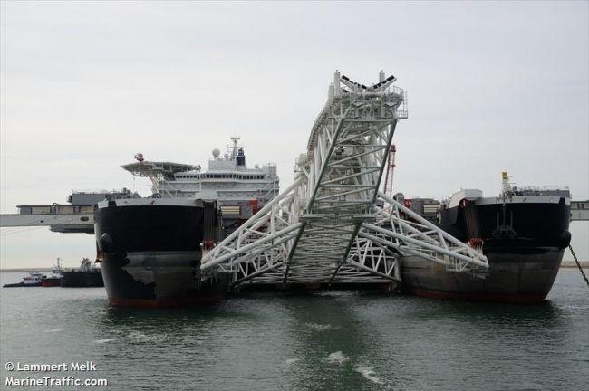 Датский рывок: «Северный поток-2» стянул флот трубоукладчиков на Балтику