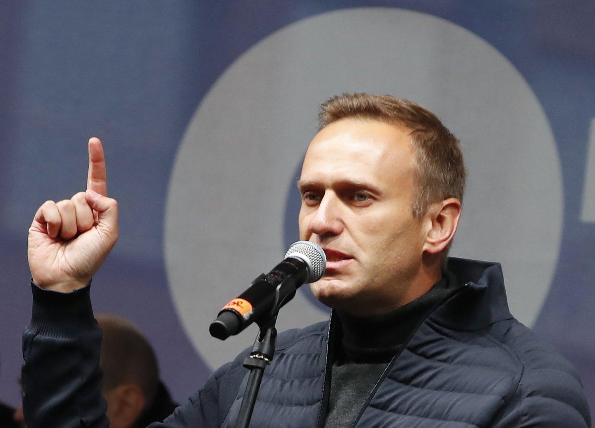 По указу Конгресса США: как Навальный обслуживает санкции против «Северного потока-2»