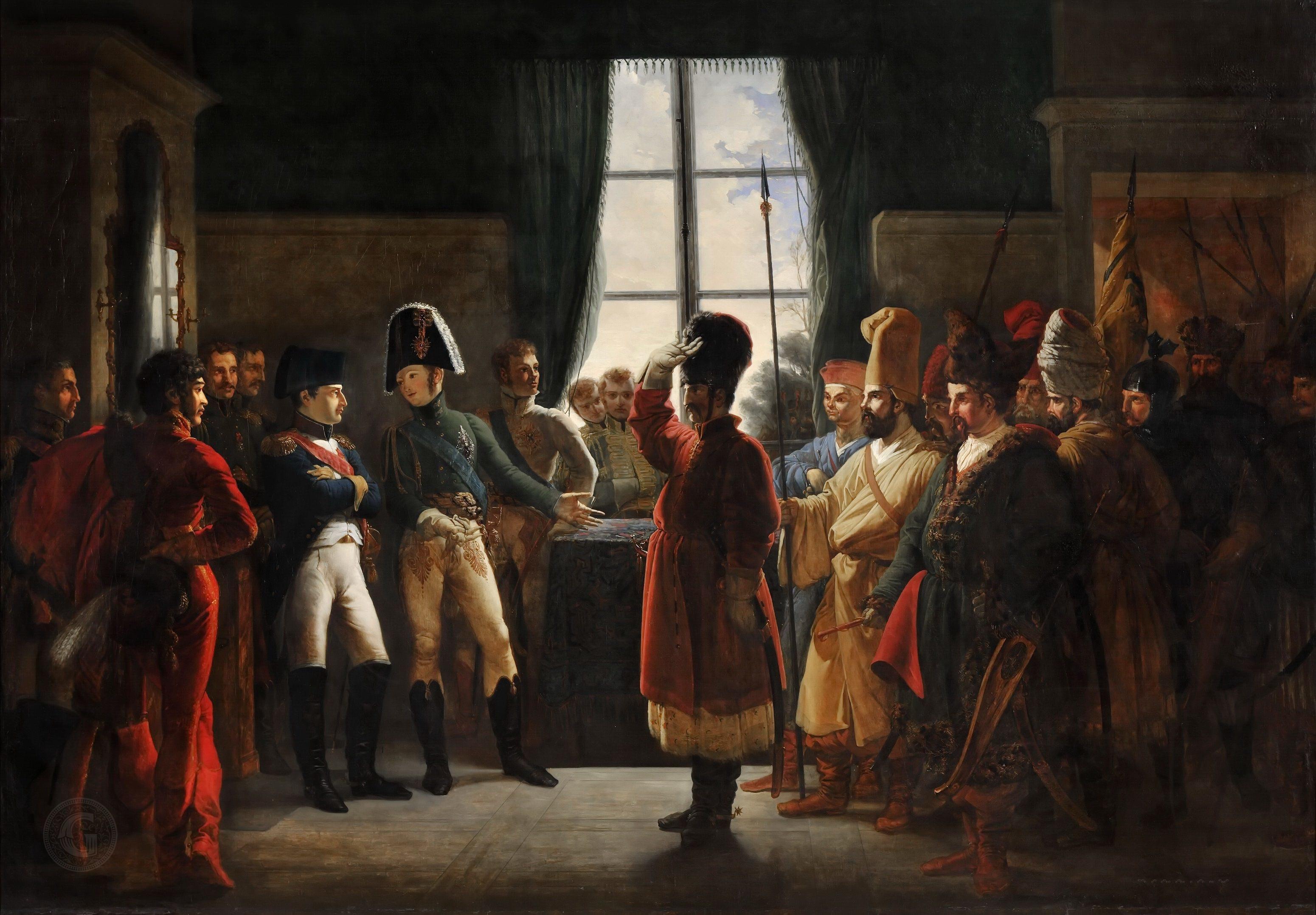 Картина Пьера Бержере (1810 год)