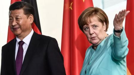 """Amnesty International: """"Германия должна прекратить обучать китайских солдат!"""""""