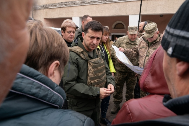 Украина: прогноз обострения войны сбывается