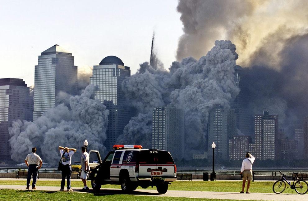 9/11 WTC: Постановка с Локальным Изменением Реальности или Компьютерная анимация в виртуальном Мире