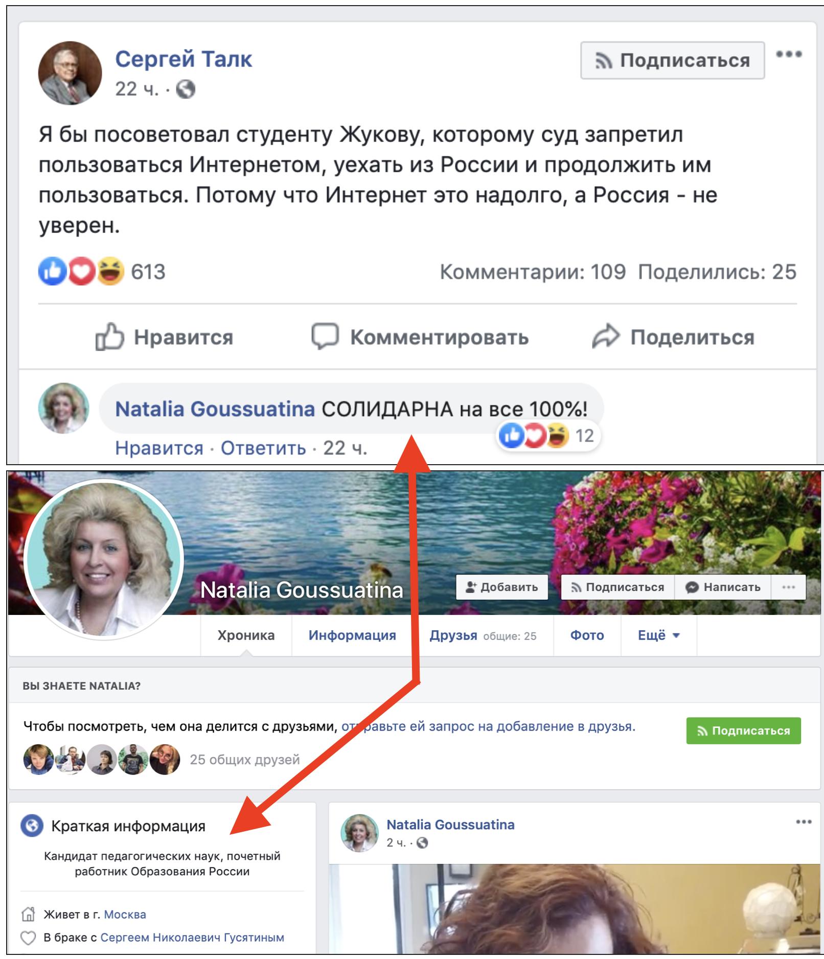 Неполживая интеллигентная московская семья
