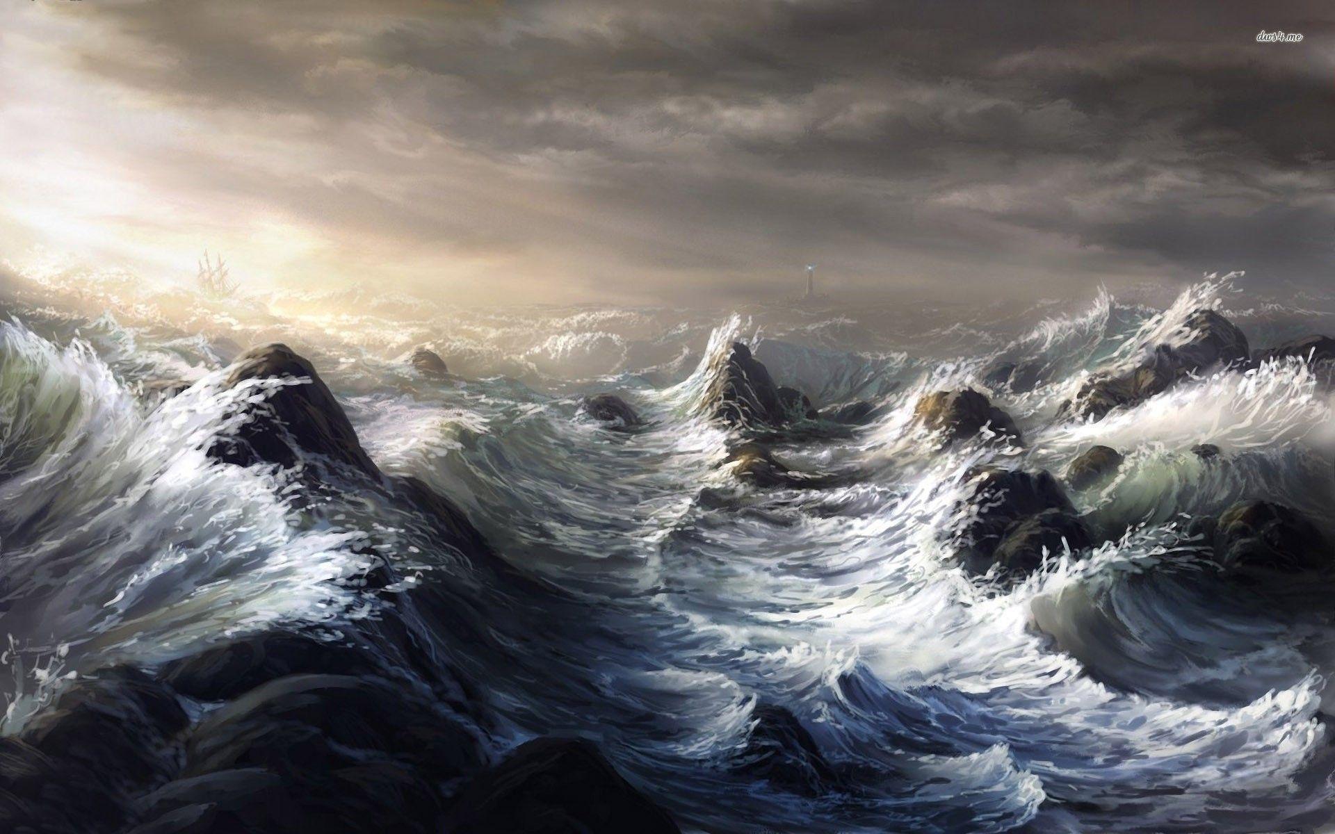 Потопы и глобальные катастрофы: от мифологии до геологии