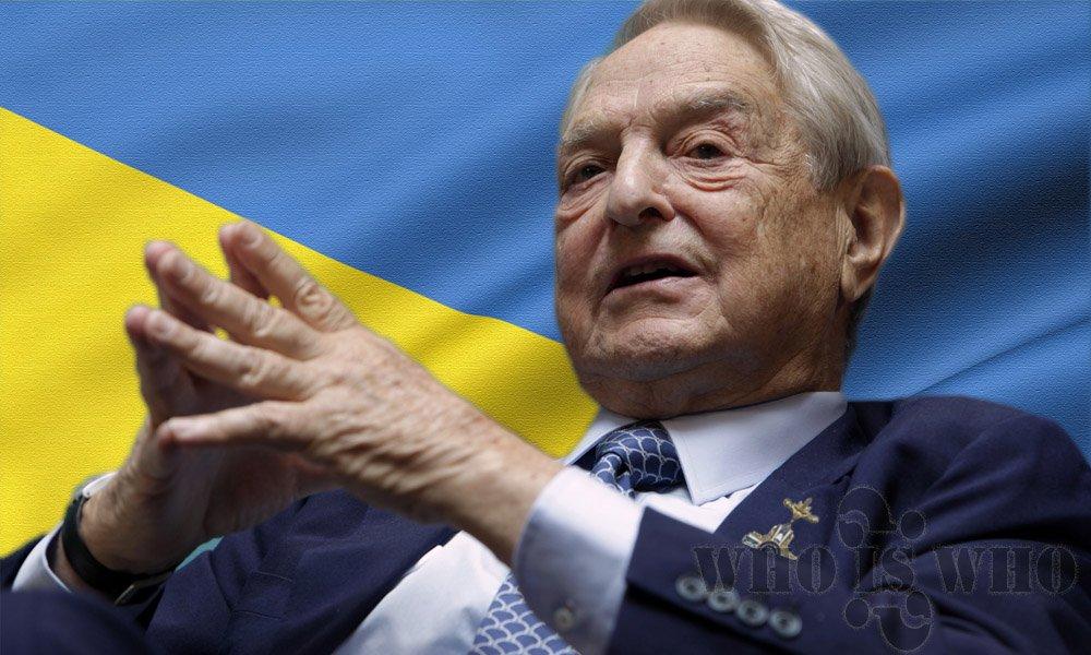 В списке 100 самых влиятельных украинцев гражданин США Джордж Сорос занял вторую строчку — сразу после главы государства