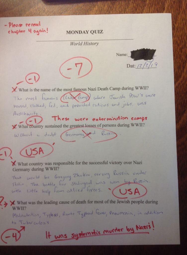 Amerikietiškas švietimas prilygsta smegenų švitinimui radiacija...