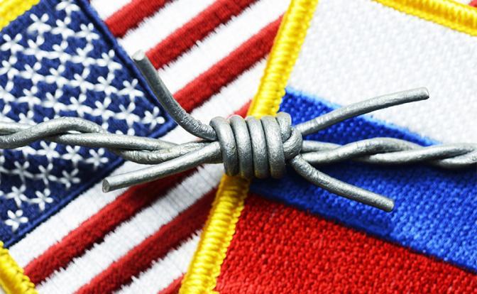 Америка готова устроить Третью мировую из-за «Северного потока-2»