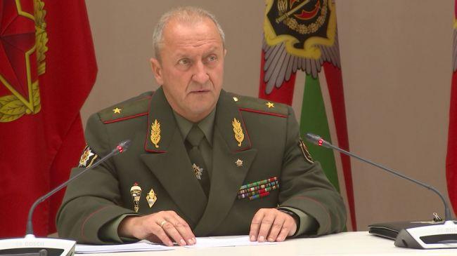 Глава Генштаба Белоруссии лишился должности из-за намерения провести учения с НАТО