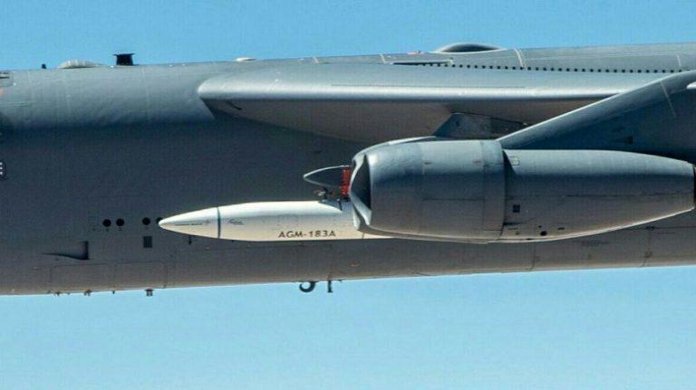 Удастся ли американской ракете догнать российский «Кинжал»