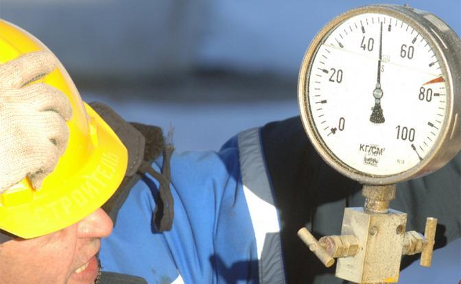 Украина уже празднует победу в «газовой войне» с
