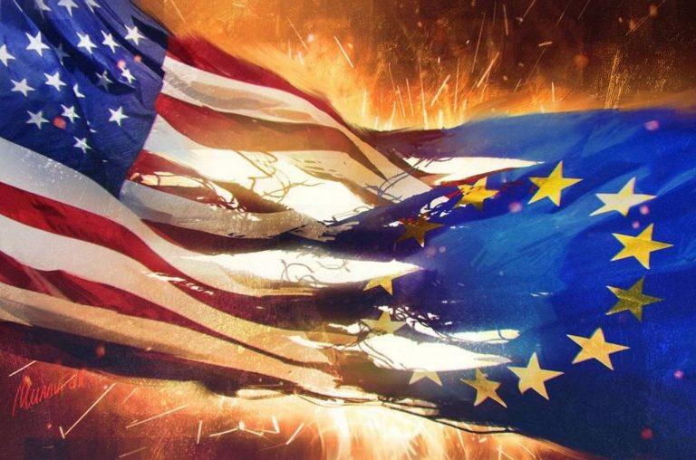 Европе надоело служить послушным инструментом внешней политики США