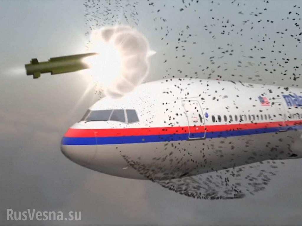 Детали пазла сложены: теперь ясно, зачем был сбит МН17 над Донбассом