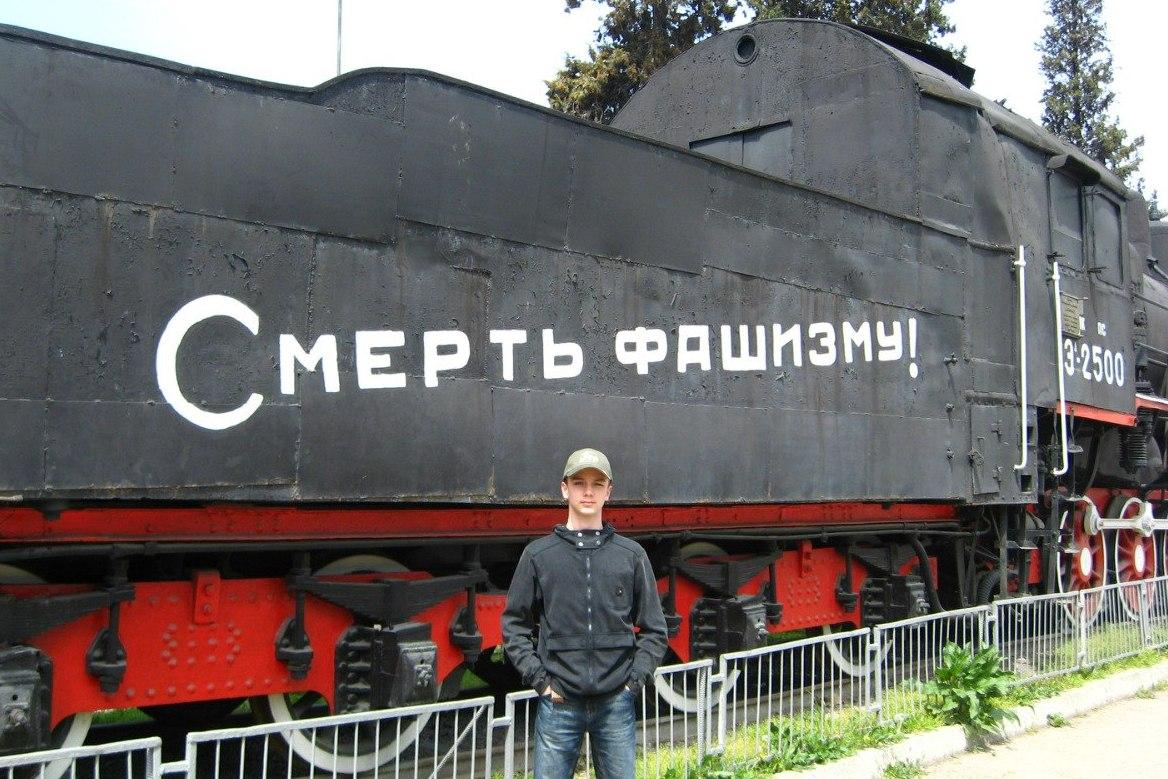 Забыть нельзя: Одесский комсомолец