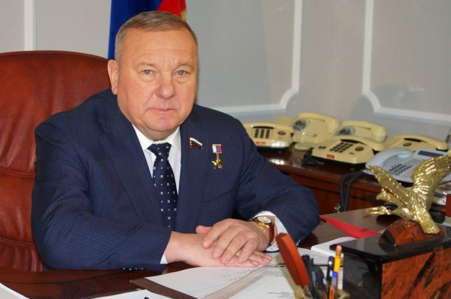 Десантный генерал Шаманов...: «Горбачёва надо судить...!»