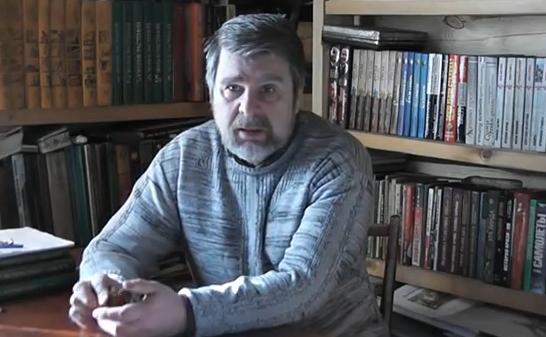 Георгий Сидоров, писатель