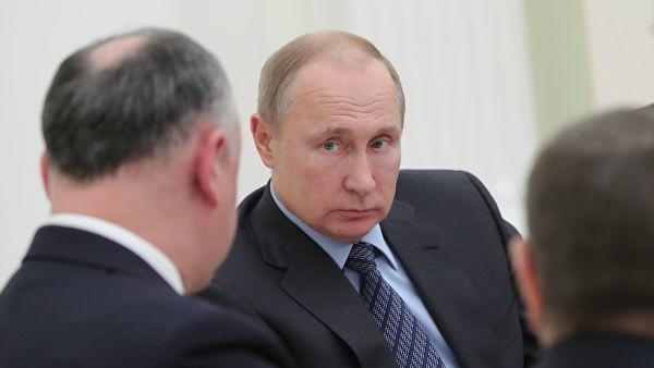Россия предоставила Молдавии свободу