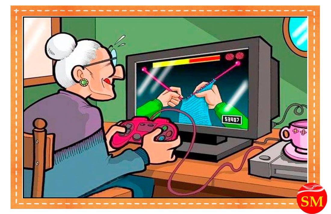 Смешные картинки компьютерные игры, прикольное