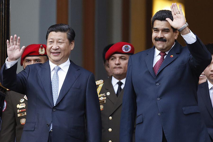 Гуаидо заявил о намерении сотрудничать с Россией и Китаем, напомнив про инвестиции стран