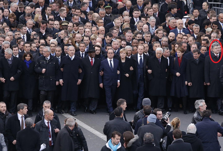 Марш евро-президентов!