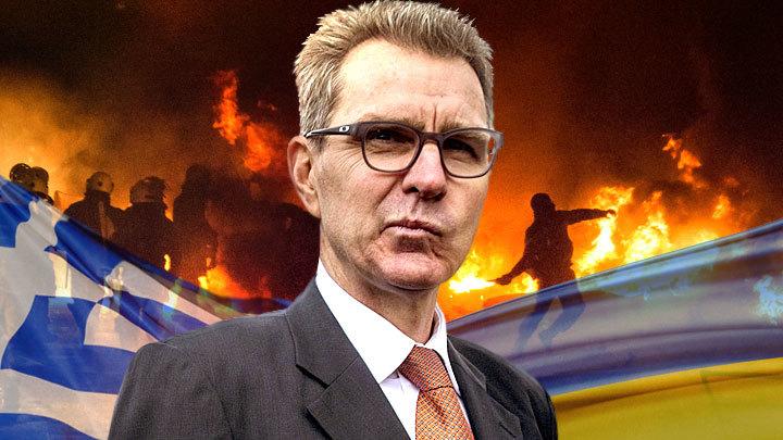 Как «волк в овечьей шкуре» Джеффри Пайетт борется с Россией и с Православием