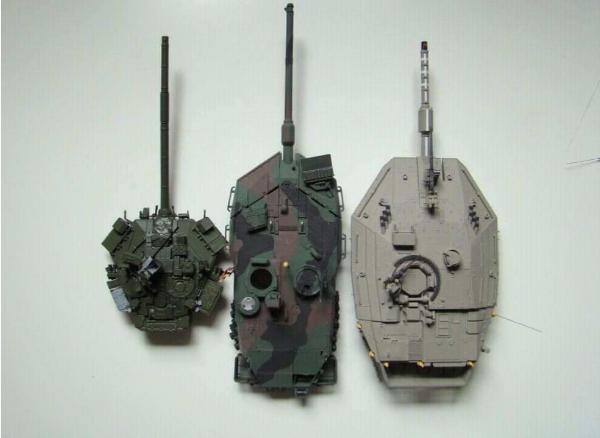 Пять причин танкового превосходства России над НАТО
