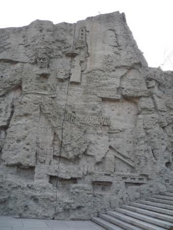 Фальшивая история человечества. Странные памятники на Мамаевом кургане