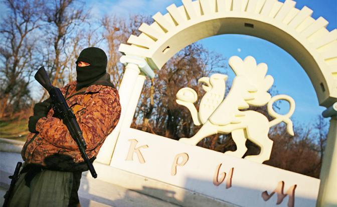 Русской весне — 5 лет: Киев сдал Крым без единого выстрела
