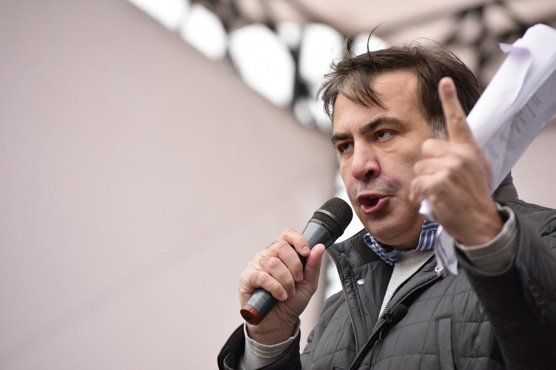 Саакашвили выдал «военную тайну Кремля»