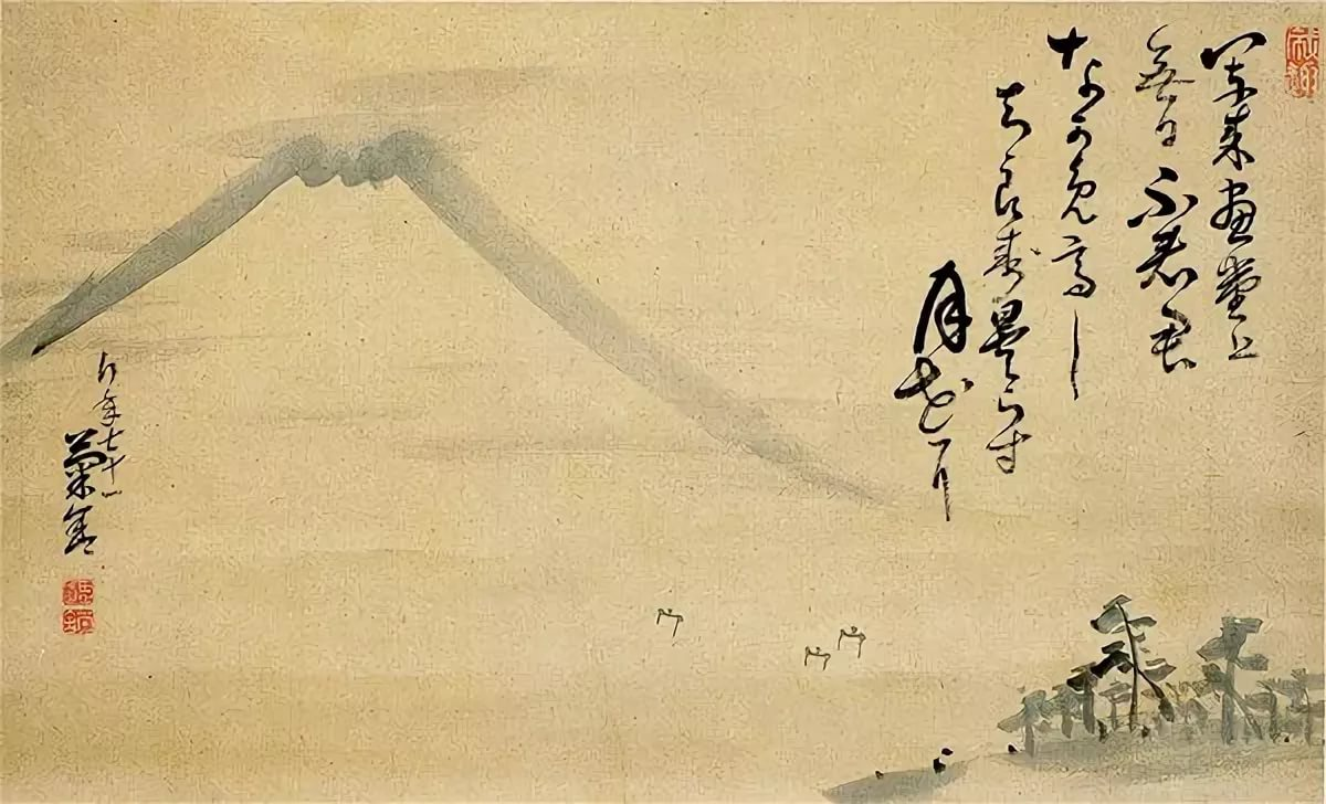 картинки японских картин стихи хокку приобретете